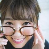 『【乃木坂46】西野七瀬『忍法眼鏡残し・・・あ、違う秘技だw』可愛すぎるwww』の画像