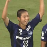 『【愛媛FC】G大阪 FW唐山翔自を育成型期限付き移籍で獲得‼ J3で33試合出場18得点「自分の特徴、力を存分に発揮し頑張りたい」』の画像