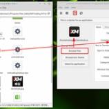 『Linux Mint 19.3(Tricia)Xfce BETA版を鼻毛に入れてみる』の画像
