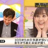 『【乃木坂46】生田絵梨花、2020年10月卒業か!!!???』の画像