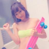 吉木りさがエロ可愛すぎる水着姿を投稿!! アイドルファンマスター