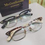 『Mr.Gentleman Eyewear FAKE』の画像