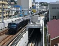 『JR東日本・相模鉄道相互乗り入れ E233系7000番代試運転始まる』の画像