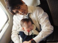 【 画像 】細貝の娘を膝の上にのせ抱っこするシャルケ内田が可愛すぎると話題!