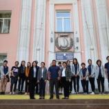 『The 20th Kazakhstan Study Tour:Day 4, Program 1』の画像