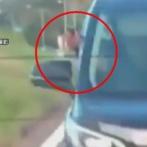 エアガン煽り運転男逮捕「最初はパッシング、次にハイビーム、さらにクラクション鳴らしてもどいてくれませんでした」