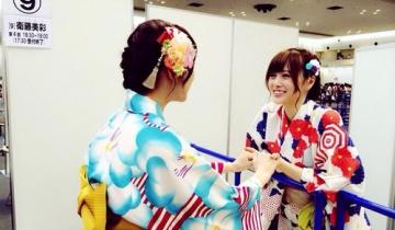 【乃木坂46】みさ先輩レーンにはこんな美女も握手しに来るんだなあ....ってまいやんじゃねーかwwwww