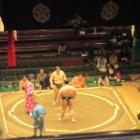 『大相撲技量審査場所へ』の画像