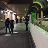 『0時前まで戸田公園駅でお迎えしました』の画像