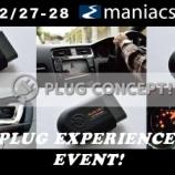 『【今週末】maniacs STADIUMにて、PLUG CONCEPT!(プラグ・コンセプト)シリーズ体験会開催!』の画像