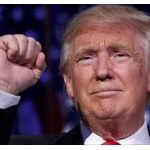 【画像】トランプ大統領のボディーガードの右手が変!