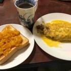 『今朝の朝食』の画像