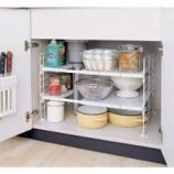『【保存版】片付け上手になるためのキッチン収納術 1/3』の画像