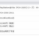 PS Vita、公式サイトで出荷終了が発表される・・・