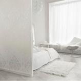 『【一人暮らし必見】海外のおしゃれな白い部屋のインテリア参考写真 【インテリアまとめ・一人暮らし おしゃれ 】』の画像
