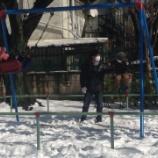 『雪うさぎ』の画像