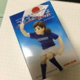 『遅ればせながら、ガンバレ日本! 「ULTRAS」とコラボした「カップのフチ子」買ってみた』の画像