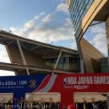 『【NBA JAPAN GAMES 2019】NBA FAN Night(ファンナイト)観戦記@さいたまスーパーアリーナ』の画像