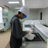 『1月21日 生活技能科 調理実習 『卵を使った様々な料理』』の画像