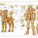 【画像】闘士星矢の巻末の聖衣分解装着図wwwwwww