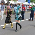 2016年横浜開港記念みなと祭国際仮装行列第64回ザよこはまパレード その51(ヨコハマカワイイパレード/初音ミク他)