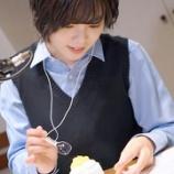 『平手友梨奈、つっちーのお誕生日を祝いながらスーパーメロンショートケーキを堪能!【SCHOOL OF LOCK!】』の画像