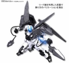 ダブルライフルに変形するバックパックユニット!「HGBD:R 1/144 ガンダムアストレイ系新機体 新武装(仮)」予約受付中!