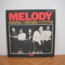 チューリップの1976年発売のMELODYは少々地味目!
