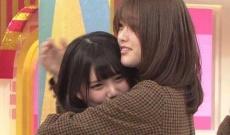 【乃木坂46】伊藤理々杏、松村沙友理に抱かれて「計画通り」の顔www