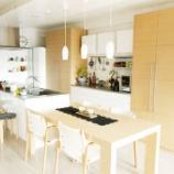 『キッチンインテリアのお洒落なコーディネート実例[部屋・住宅・マンション]』の画像