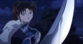 【半妖の夜叉姫】第3話 感想 本当の姉なら力で示せ