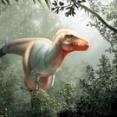 【画像】ティラノサウルスの最新の想像図wwww