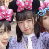 田中美久が指原莉乃・田島芽瑠とのディズニーシー動画投稿