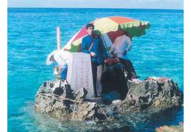 中国の人工島が物凄い速さで完成wwwwww