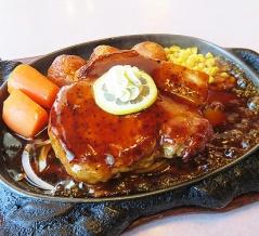 森町赤井川 気になっていたポークソテーを!「レストラン ケルン」