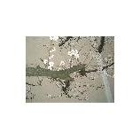 『社内の梅の花が満開です。』の画像