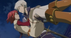 【赤髪の白雪姫】第24話 感想 甘い!甘すぎるよこの二人!【最終回】