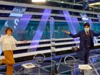 """【日向坂46】宮司アナ&中村アナが """"キュン"""" ダンスを披露wwwwwwwww"""