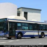 『名古屋市営バス 日野ブルーリボンシティ KL-HU2PPEE改(前期)』の画像