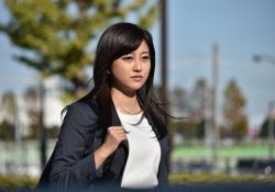 菊地亜美ちゃんの黒髪姿が清楚すぎて処女としか思えないと話題に!