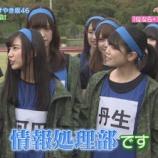 『けやき坂46のメンバーが学生の頃に所属していた部活がこちら!』の画像
