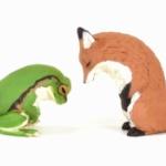 動物たちがペコっと頭を下げておじぎ!ガチャフィギュア第2弾 登場!「おじぎさん 2礼 」