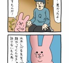 スキウサギ「顔」