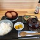 卵かけご飯とウォーキング