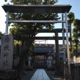 『【(東京都)町田散策⑰】力石がある鵜野森の神社!日枝神社』の画像