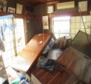 茨城水害、散乱した家具に困惑していると坊主5人が現れ瞬く間に片づけて風のように去る