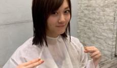 【乃木坂46】山下美月がバッサリ髪をカット!セミロング→ボブディに!