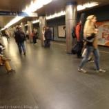 『ハンガリー旅行記32 「午後の紅茶」のCM(宮崎あおい出演)の撮影現場、旅に出たくなる雰囲気のブダペスト西駅』の画像
