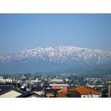 『(富山)立山連峰』の画像