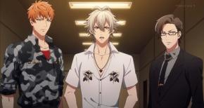 【ヒプノシスマイク】第4話 感想 ヨコハマのカジノで組の取引【Rhyme Anima】